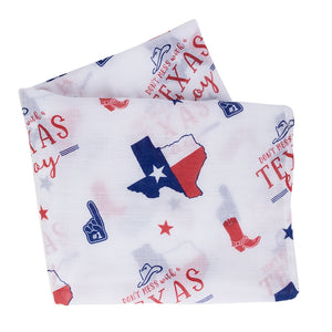 Texas Boy Swaddle