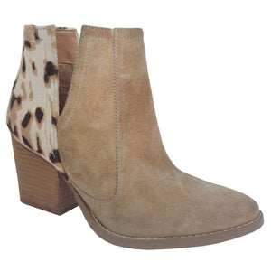 Camilyn Hide Booties