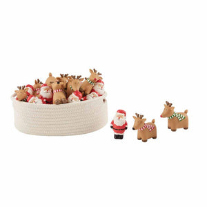 Mud Pie Xmas Bath Toy