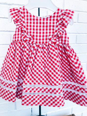 Mayoral Picnic Dress