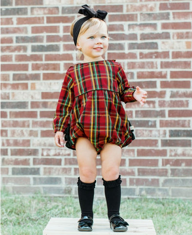 RB Remington Bubble Romper