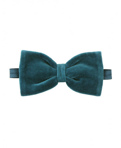 RB Blue Velour Headband