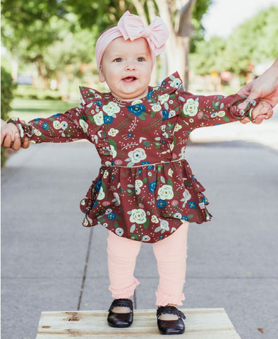 RB Budding Beauty Romper