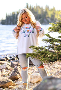 JLB Sweatshirt - Choose Joy