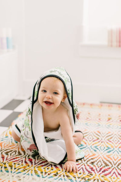 LouLou Lollipop Hooded Towel Set