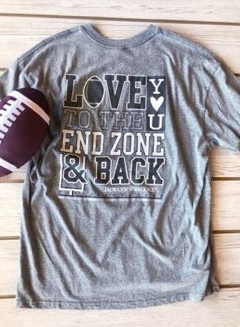 JLB - Love You To The End Zone