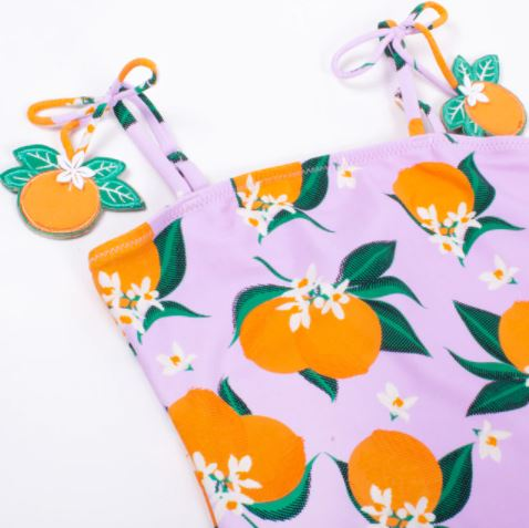 Shade Critters Oranges Swimsuit