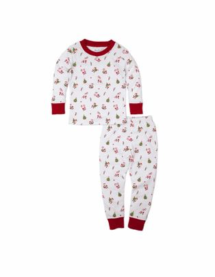 Santa Helper Pajama Set