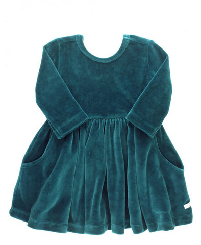 RB Blue Twirl Dress