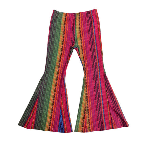 Serape Bell Bottoms-Child