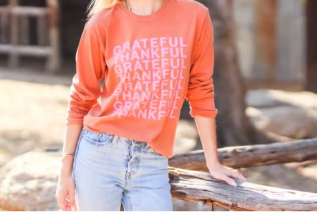 TLB - Thankful Grateful LS Tee