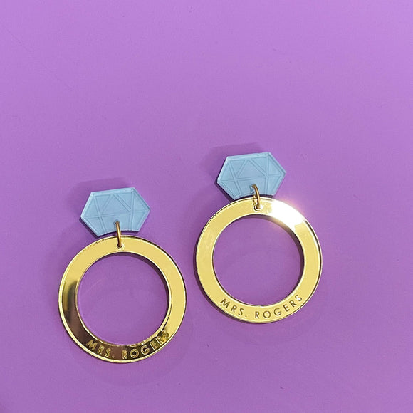 Engagement earRing