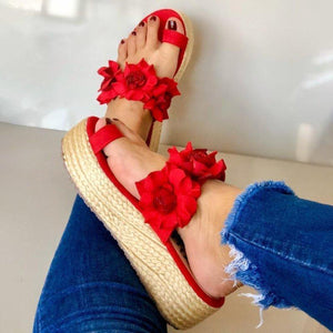 Women's Fashion Sponge Comfort Sandals