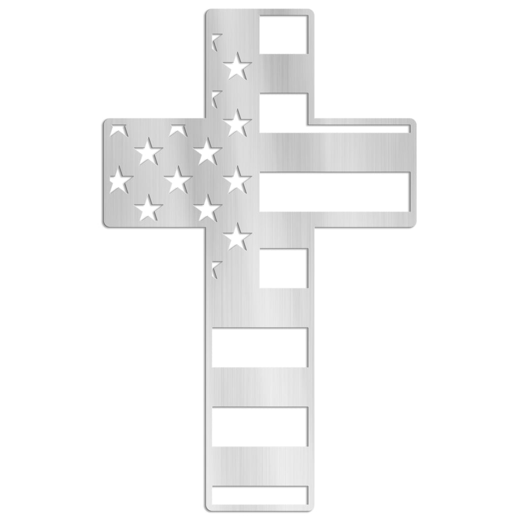 Flag Cross