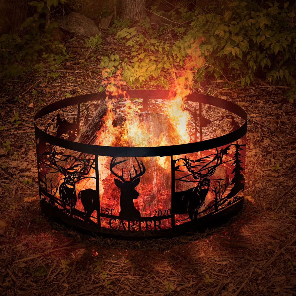 Fire Pit Outdoors