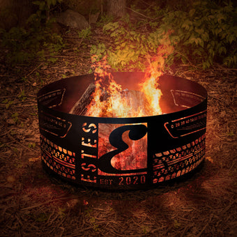Fire Pit Hot Rod Treads Graphic