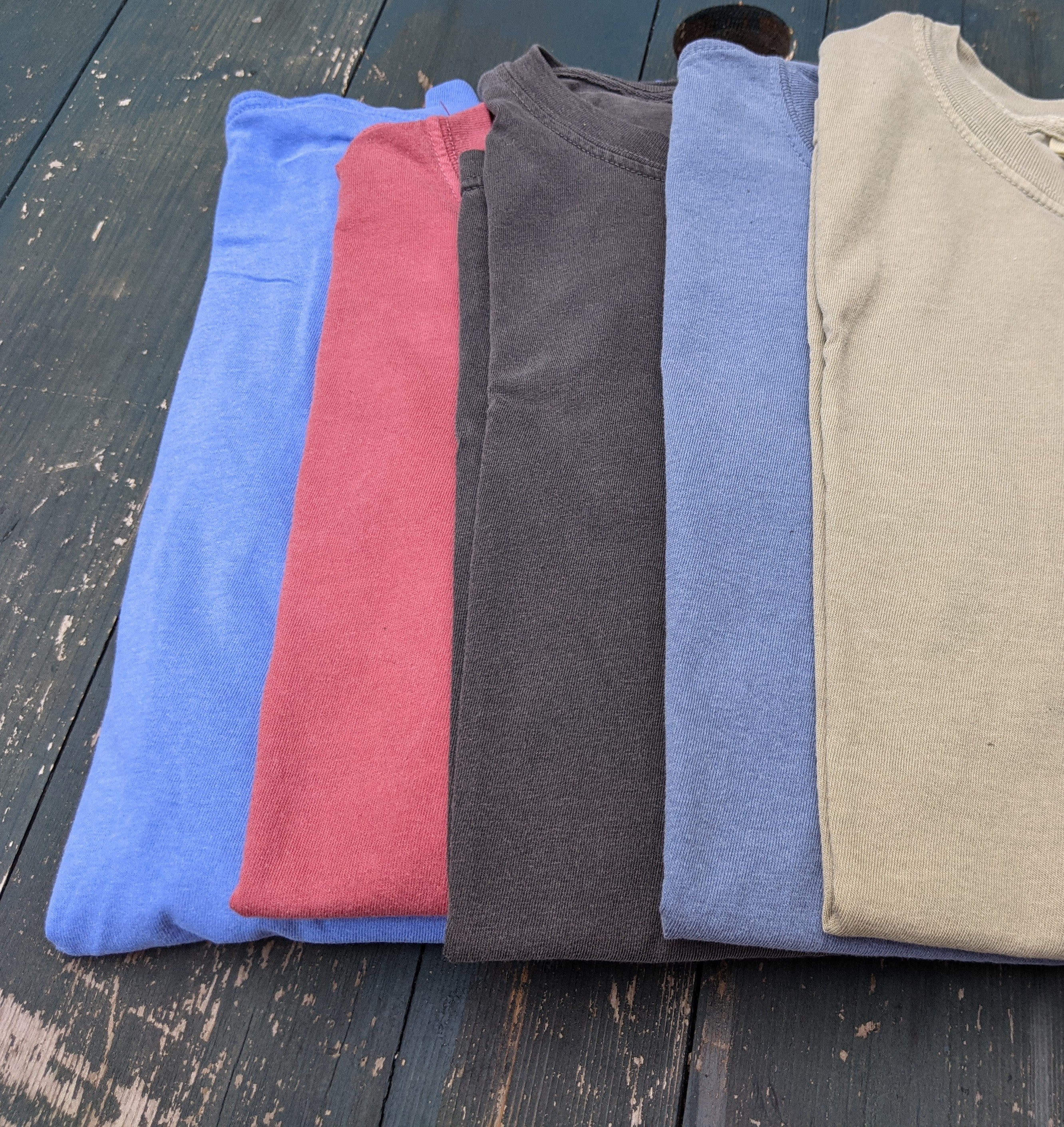 Comfort Colors: Cotton Long Sleeve T-Shirt