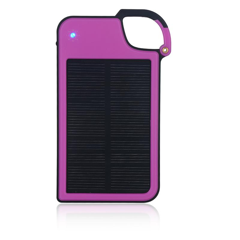 Clip-on Solar Charger For Smartphone