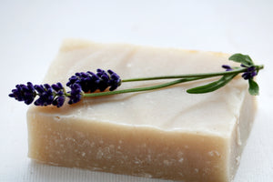 Lavender Rosemary Shampoo Bar  - Eco Friendly