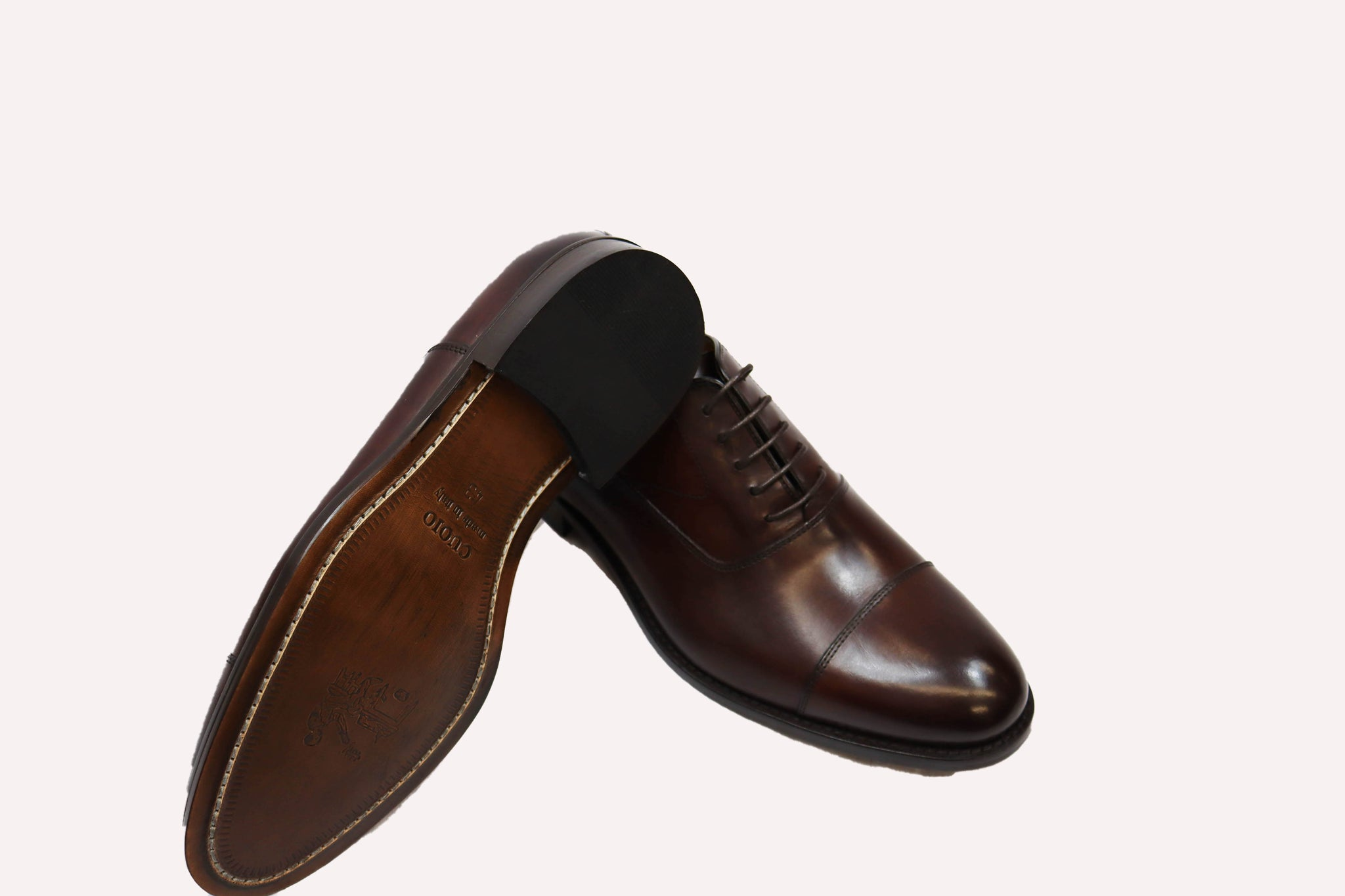 Brown Brogue