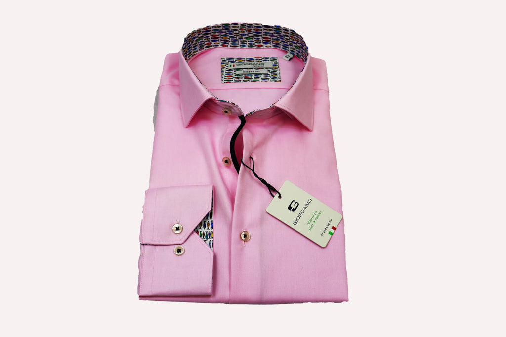 Giordano Modern Fit Pink