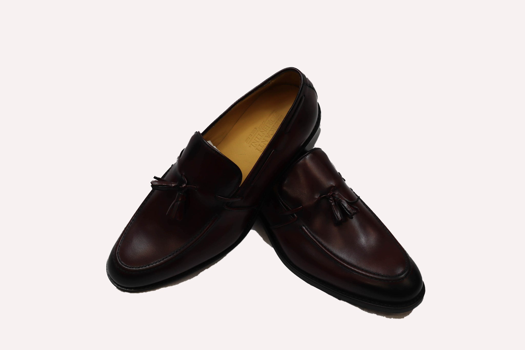 Burgendy Loafer