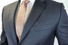 Baumler Classic Dark Navy Reda Super 110 Pure Wool Suit