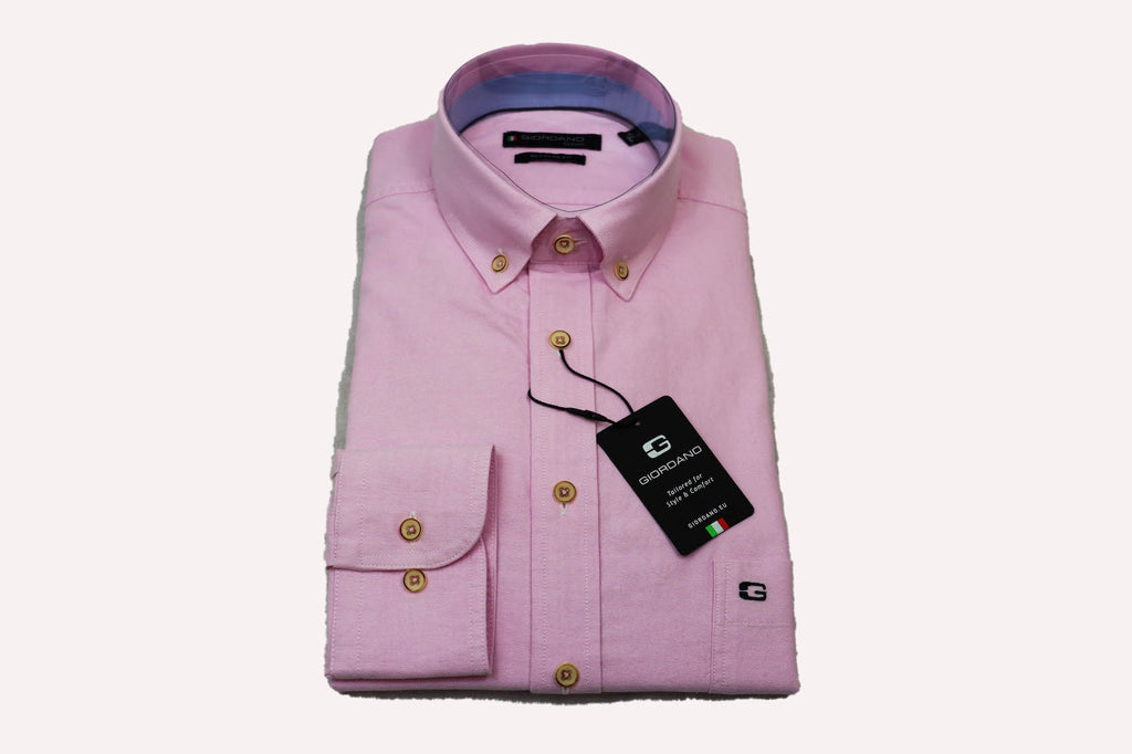Giordano Regular Fit Pink