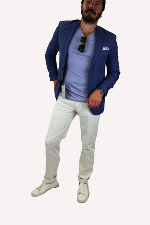 Feraud Pure Linen Unlined Jacket
