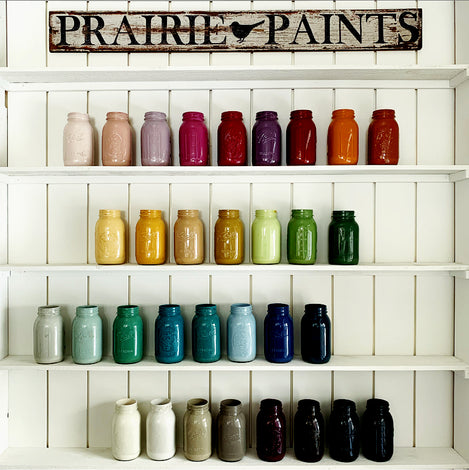 Prairie Paints