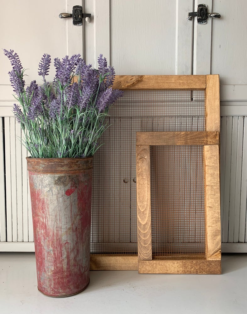 Seed Tray Wire Frames