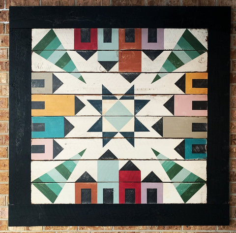 Village Square Barn Quilt