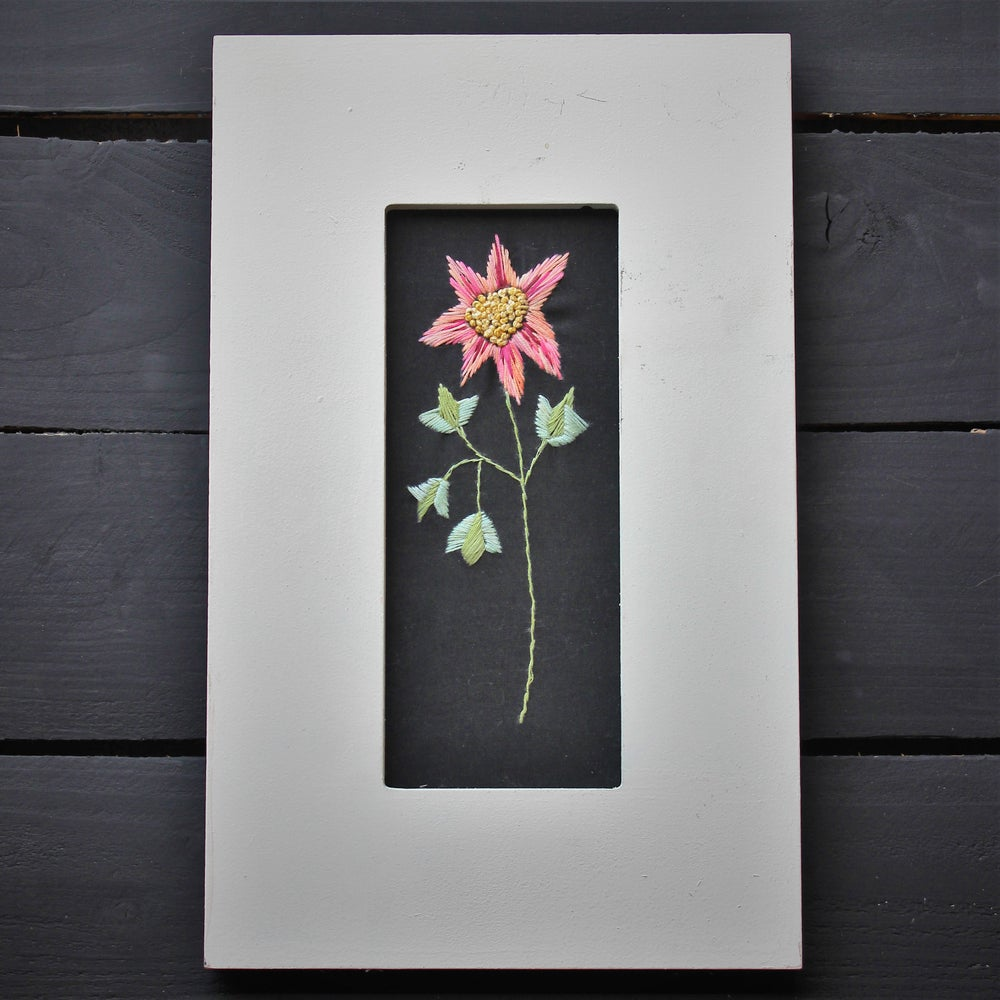 Belle Prairie Botanical Embroidery - Rue Anome Kit