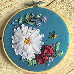 Rosalyn's Garden Ribbon Embroidery Kit