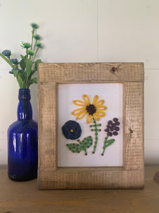 Wildwood Embroidery Sampler Kit