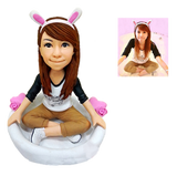 UK Sales-Fully Customizable 1 person Custom Bobblehead
