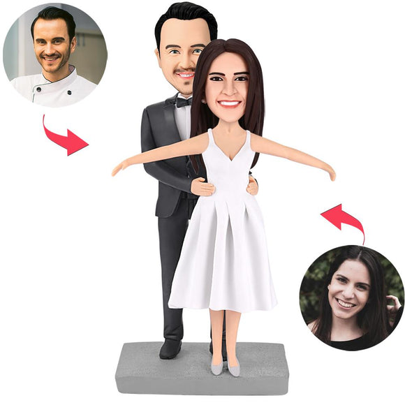 UK Sales-Jack And Rose Custom Bobblehead