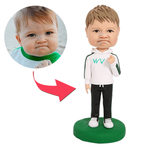 UK Sales-Cheer up Custom Bobblehead