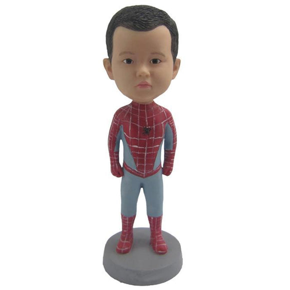 UK Sales-Spider-man Popular Custom Bobblehead