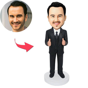 UK Sales-You Are The Best Custom Bobblehead