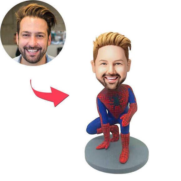 UK Sales-Spiderman Popular Custom Bobblehead