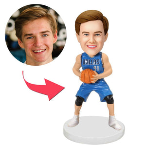 UK Sales-Dallas Mavericks Basketball Player Custom Bobblehead