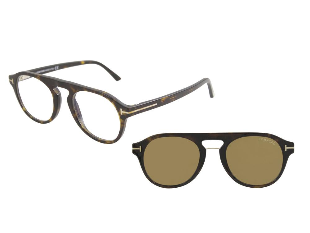 Tom Ford Clip-On FT5533-B 52E