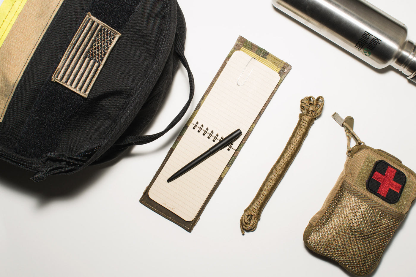 Everyday Carry for Beginners (Top 10 EDC Items) - Recycled