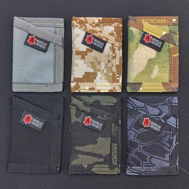 1000D Cordura Tactical Wallet