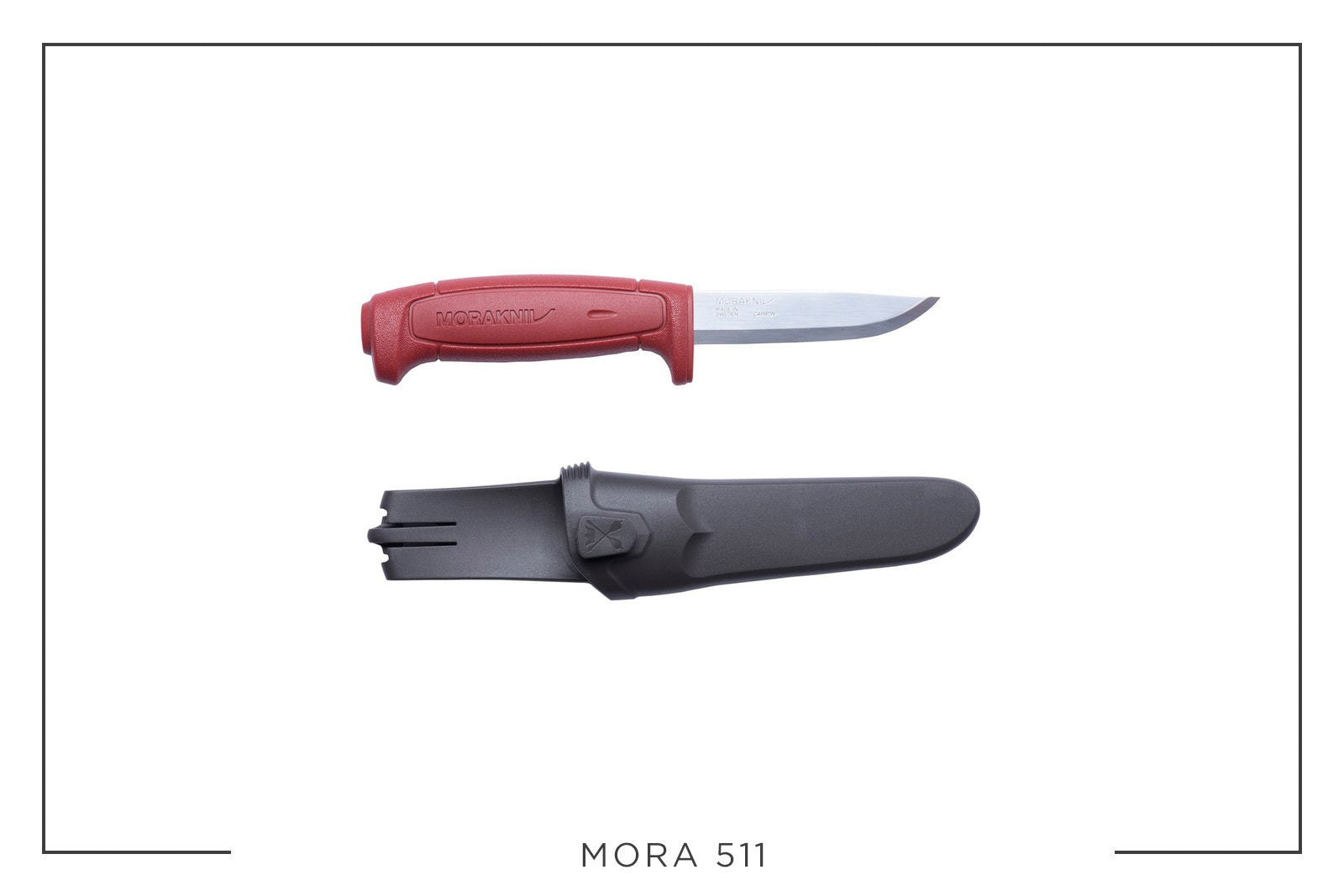 Best Camp Knives Mora 511