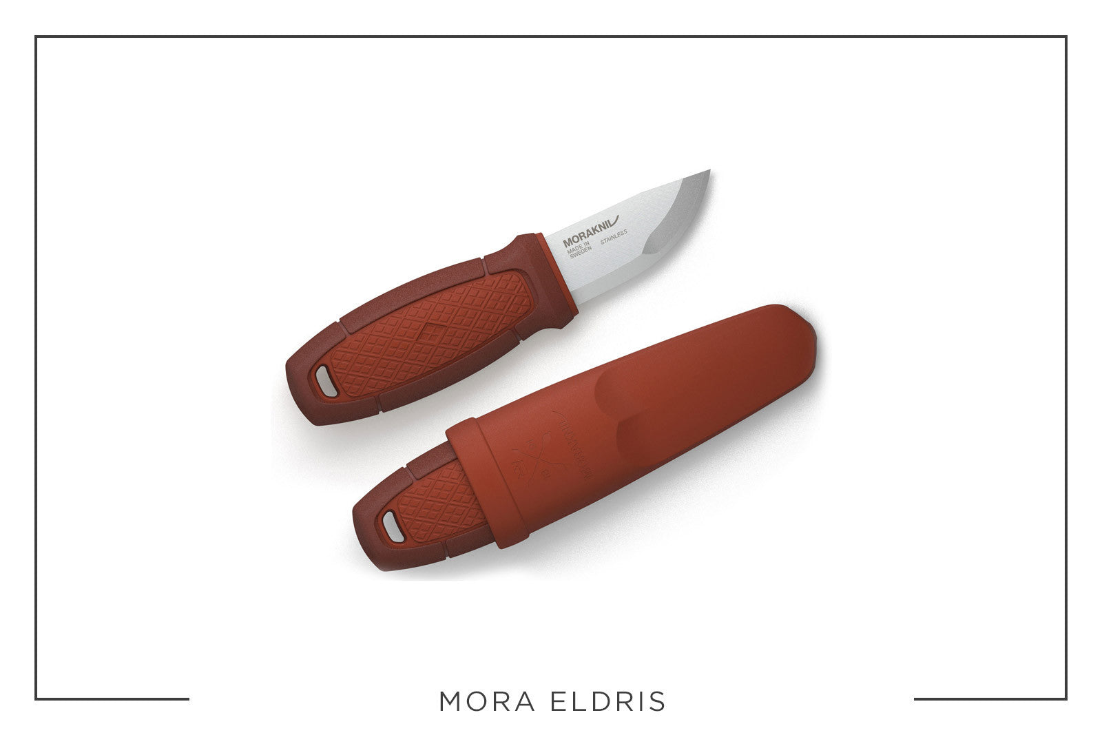 Best Camp Knives Mora Eldris