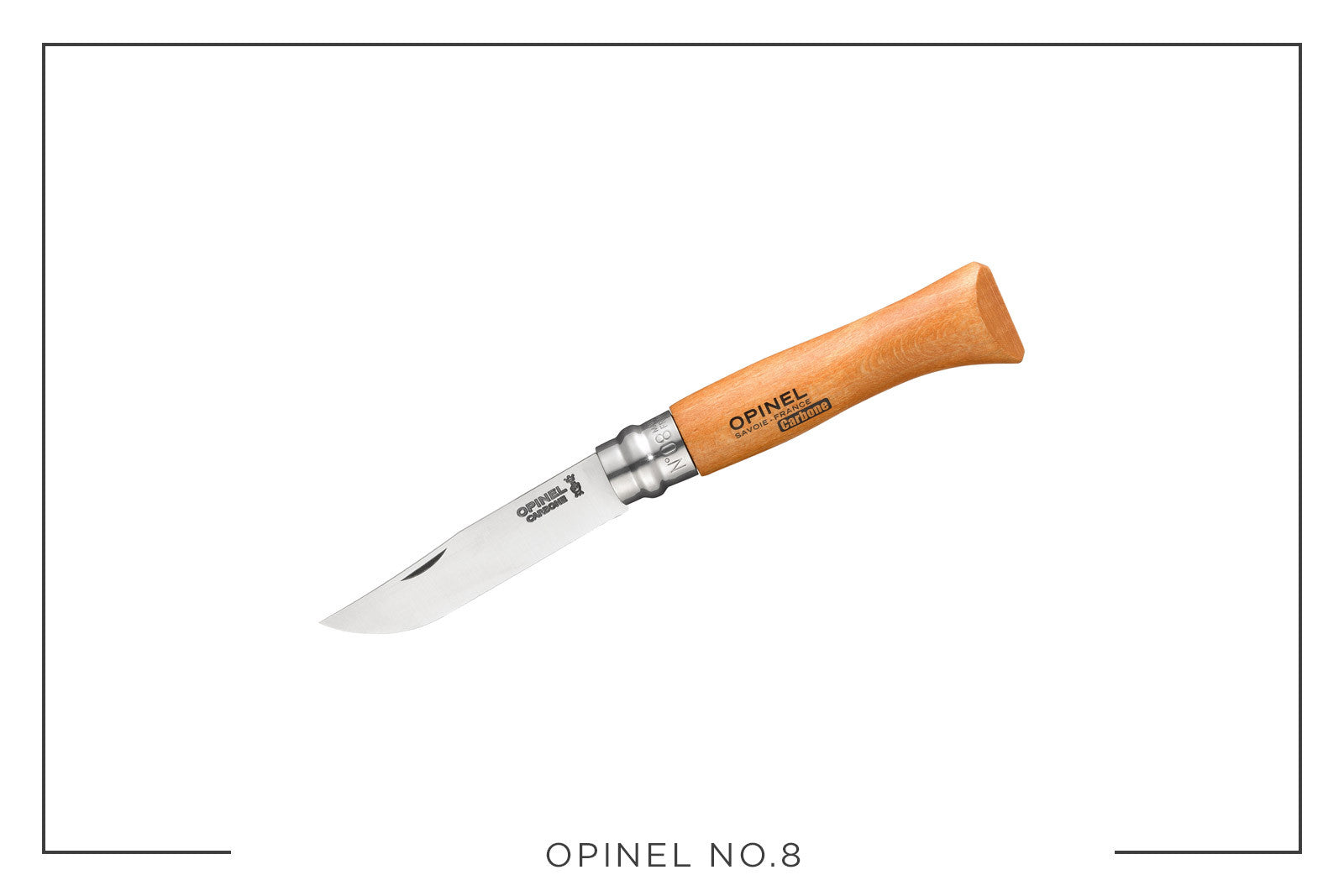Best Camp Knives Opinel no8