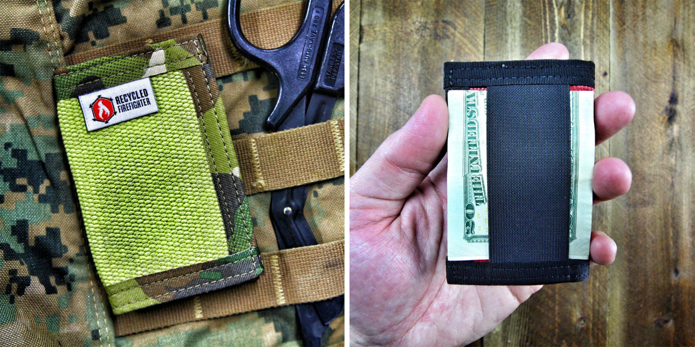 Carrying a Bifold Wallet