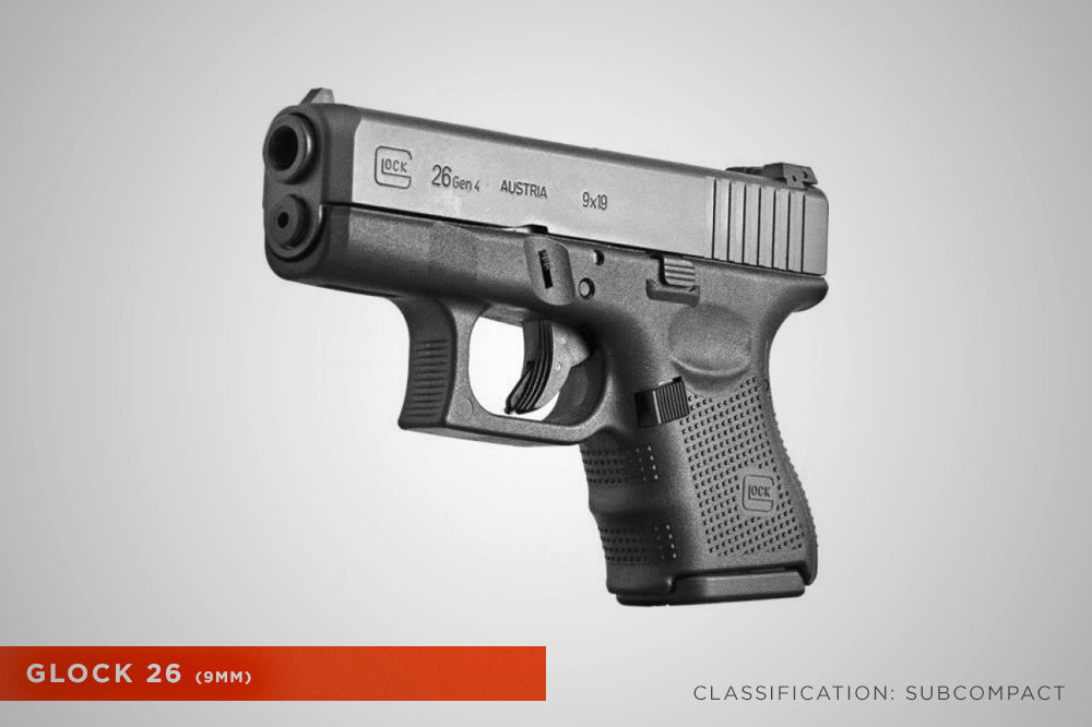 Concealed Carry Glock 26